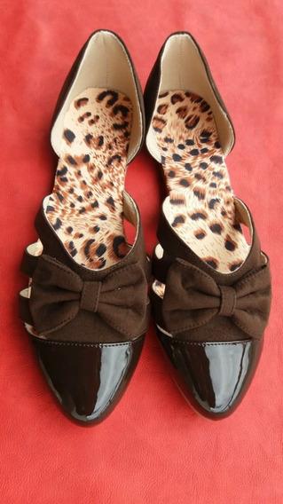 Zapatos De Mujer Sandalia-baletas-muñecas