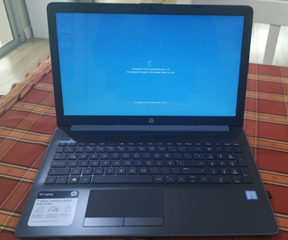 Notebook Hp 15-da0057la Intel Core I3 4gb 1tb Dvd Windows 10