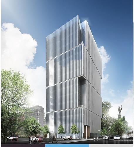 Exclusivas Oficinas En Preventa 56m2 En Cuadro Polanco. N3
