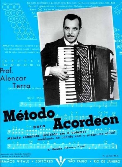 Método Acordeon Alencar Terra Vol. 1
