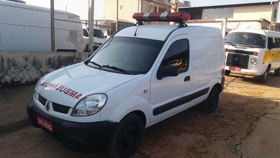 Renault Kangoo, Ambulancia 2013/2014