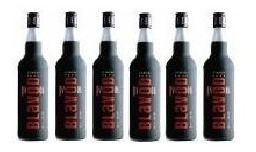 Vodka Blavod 750ml (6 Garrafas Promoção) Com Selo Ipi