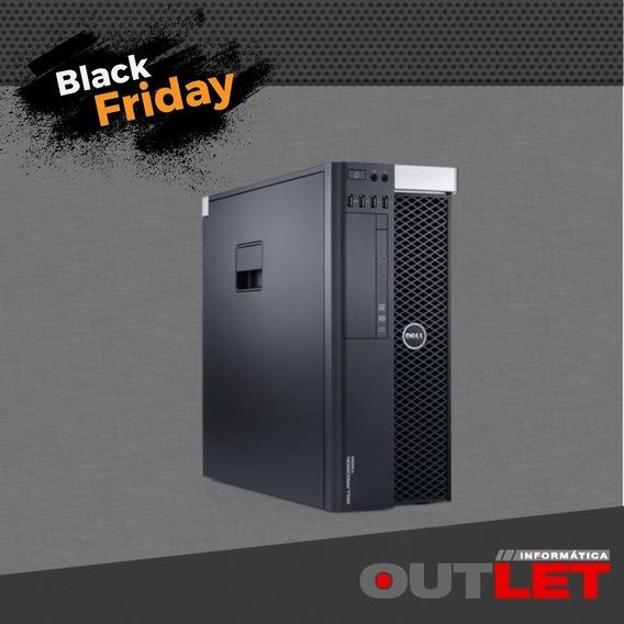 Workstation Dell Precision T3600 Xeon E5-1660 Black Friday