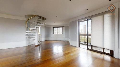 Imagem 1 de 30 de Apartamento Com 4 Dormitórios À Venda, 327 M² Por R$ 2.450.000,00 - Chácara Klabin - São Paulo/sp - Ap46872