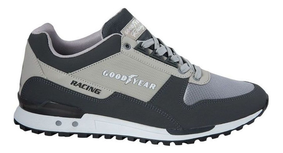 Tenis Casual Goodyear Racing Ab820816 Hombre