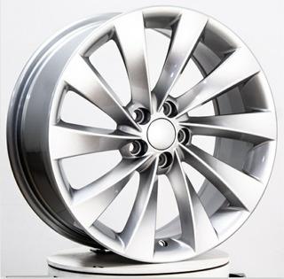 Rines Deportivos 17 5/100 Zr Wheels Clasico Vento Ibiza Seat