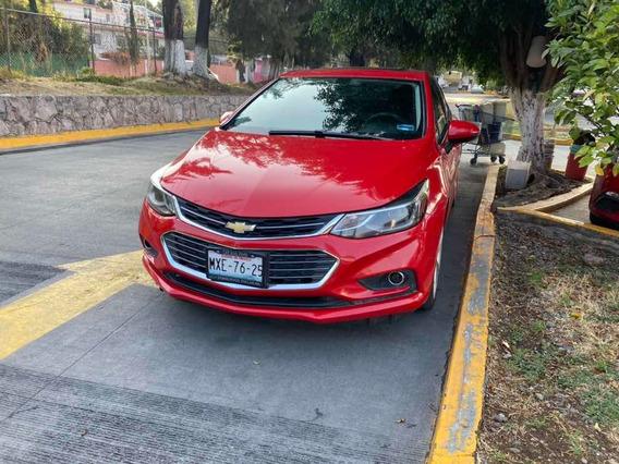 Chevrolet Cruze 1.4 Premier At 2016