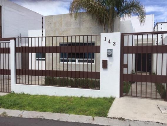 Casa En Renta Punta Juriquilla