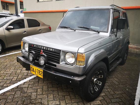 Mitsubishi Montero 2,6 7 Puestos 1985