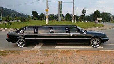 Limousine Fabricação 2012