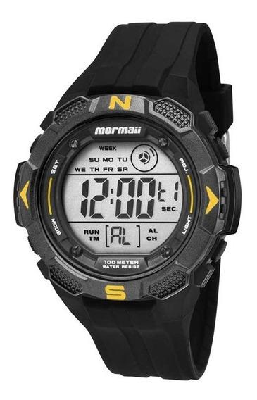 Relógio Masculino Mormaii Original Mo2908/8y Promoção