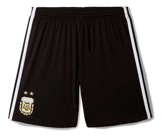 Shorts De Fútbol Afa Argentina Talle S 100% Original!