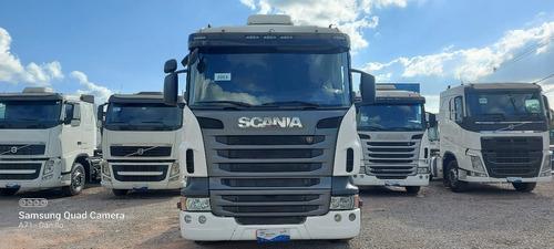 Imagem 1 de 10 de Scania R440 Traçada Com Retarder