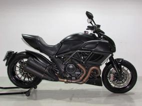 Ducati Diavel 2014 Preta
