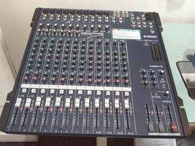 Consola Yamaha Mg 166c-usb