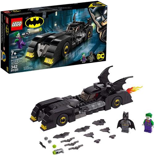 Lego Dc Batman Batmobile: Búsqueda Del Joker 76119 (342 Pza)