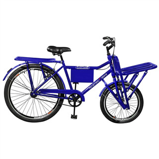 Bicicleta Super Cargo Aro 26 Master Bike