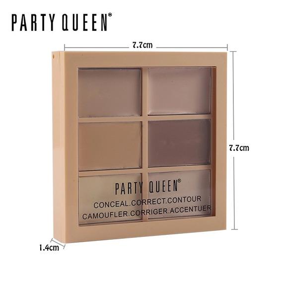 Paleta De Contorno Profissional Party Queen