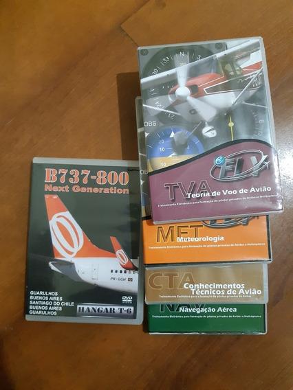 Efly Kit Piloto Privado Aviao