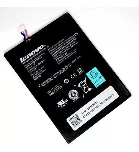 Bateria Lenovo Modelo L12t1p33  Orignal De  3.7v 13.5wh. 365