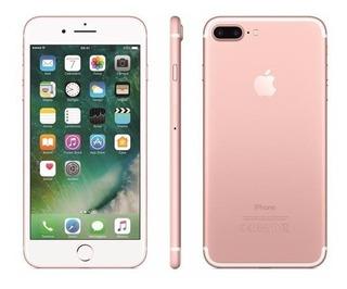 Apple iPhone 7 Plus 128gb Ouro Rosa