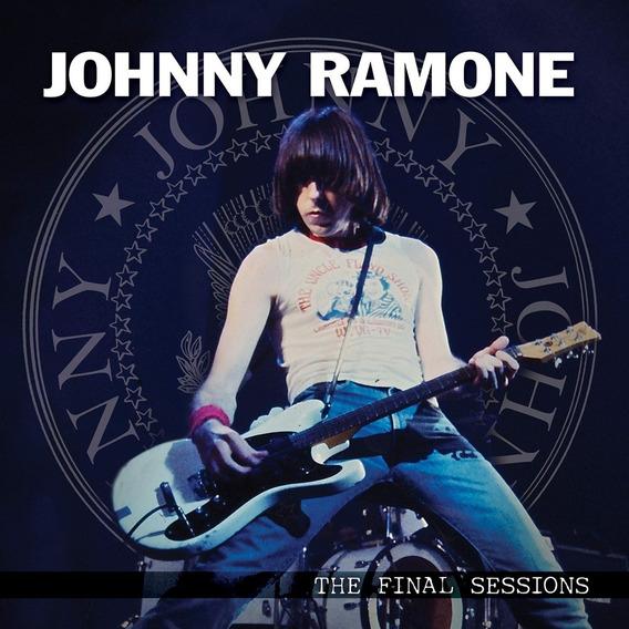 Johnny Ramone The Final Sessions Vinilo Lp Single Color