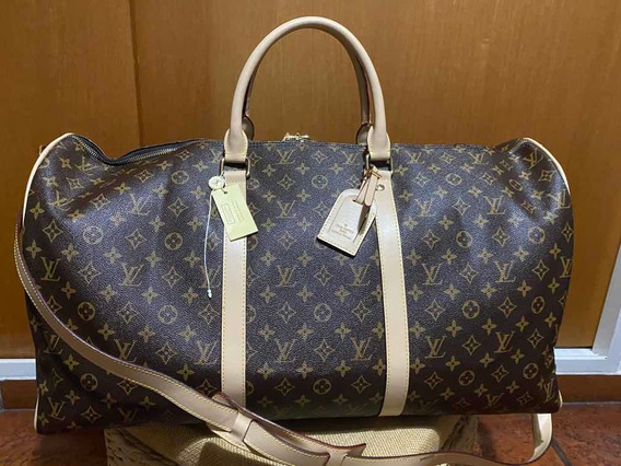 Bolso De Viaje Louis Vuitton KeepallNuevo!!!
