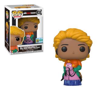 Figura Funko Pop Tv Big Bang Theory - Raj As Aquaman 832