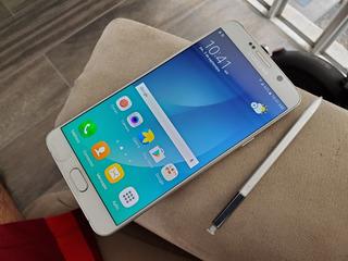 Remato Samsung Galaxy Note 5 32gb Libre 4g Lte Lig Detalle