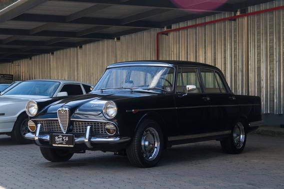 Alfa Romeo Jk (fnm) Placa Preta