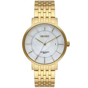 Relógio Orient Feminino Dourado Fgss1164 B1kx