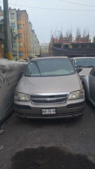 Chevrolet Venture 2004 A Exendida Aa Ee Tela At