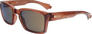 Anteojos De Sol Reef Bidart Col 03 + Cardboard De Regalo