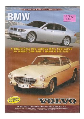 Dvd Revista Dvd Total B M W /  Volvo - Rock Story Brasil