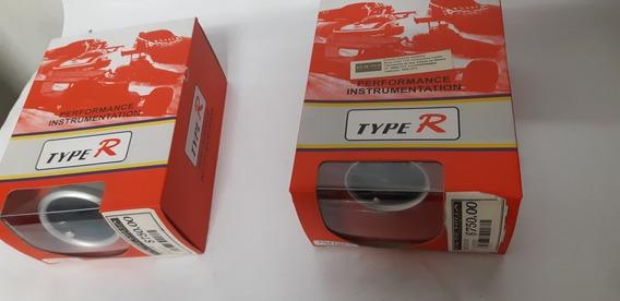 Medidor Temperatura De Aceite Type R Fantasma 2