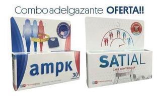 Ampk 30 Comprimidos + Satial 30 Comprimidos