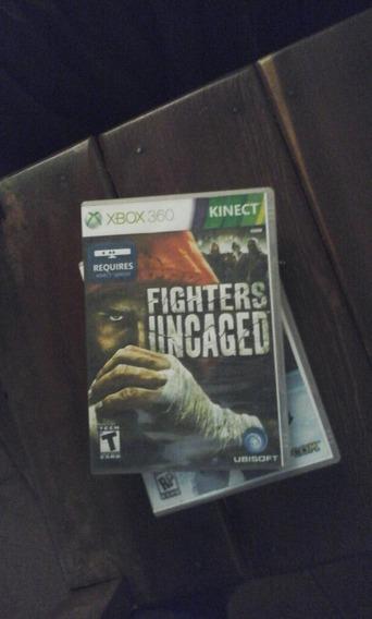 Fighters Uncaged Xbox 360 Desbloqueado