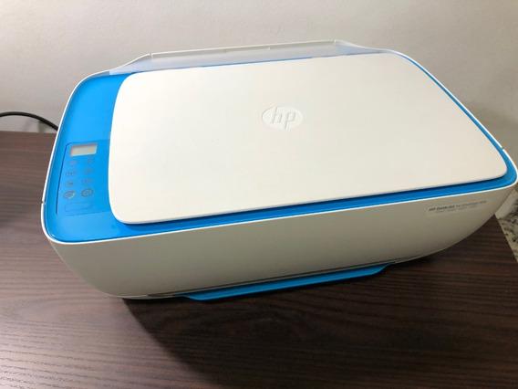 Impressora Multifuncional Hp 3636 3 X 1