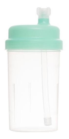 Vaso Humidificador Para Concentrador Y/o Tanque De Oxigeno -