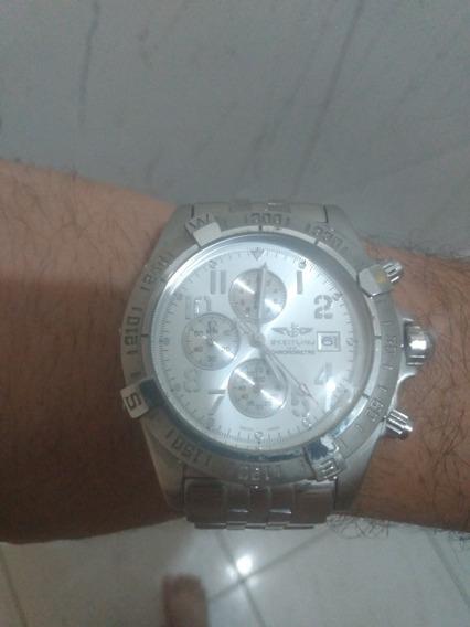 Relógio Breitling A13353 010/500 1884 Edição Limitada