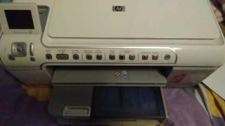 Impresora Hp C5280 Sin Cartuchos