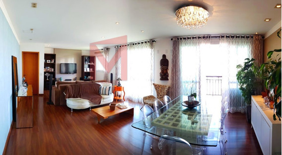 Apartamento A Venda No Bairro Tatuapé Em São Paulo - Sp. - Mc352-1