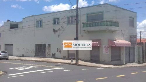 Casa Com 3 Dormitórios À Venda, 105 M² - Vila Hortência - Sorocaba/sp - Ca0308