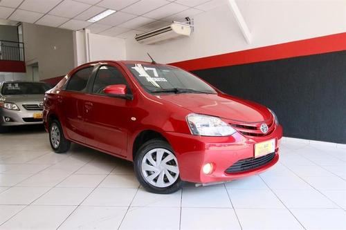 Toyota Etios Sedan  Xs 1.5 (flex) (aut) Flex Automático