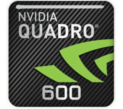 Tarjeta De Video Hp Nvidia Quadro K600, 1gb 128-bit Ddr3, Pc