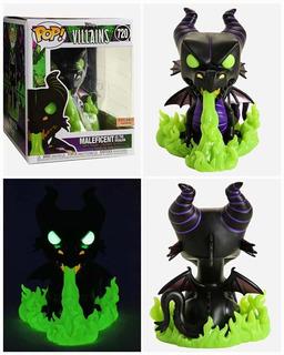 Maleficent Malefica Dragon Boxlunch Exclusive Funko Pop