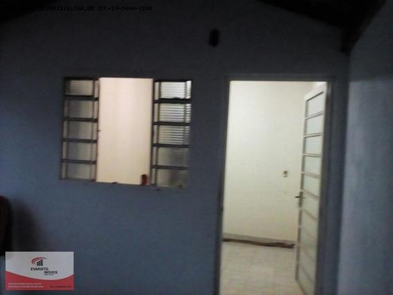 Casa Para Venda Em Limeira, Jardim Lagoa Nova, 2 Dormitórios, 1 Banheiro, 1 Vaga - 2030_1-950143