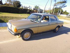 Mercedes Benz 240 Carroceria 123 Diesel