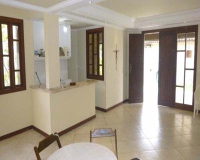 Casa 4 Quartos A Venda, Piatã, Condomínio Fechado, Salvador, Tem Uns 420 M² De Terreno , 240 M² De Área Construída. - 159 - 31992925