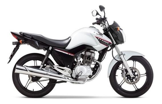 Cg 150 Titan Honda Entreg Ya Ahora 12/18 Cuotas C/tarjeta